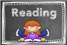 Reading / by Hilary Lewis - Rockin' Teacher Materials