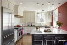 Custom Kitchens / Kitchen remodels by the Feinmann design build team.  / by Feinmann, Inc. Design Build