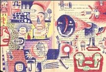 sketchbooks / by Yu Chien