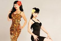 Women's clothing @ RedStripeClothing.com / Rockabilly, punk rock, gothic and alternative fashion items available @ RedStripeClothing.com. We stock PinUp Girl, Iron Fist, Badsville, Sailor Jerry, Collectif, Steady Clothing and many, many more!