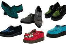 Men's and unisex shoes @ RedStripeClothing.com