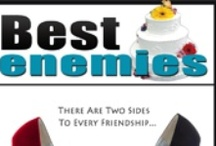 "Best Enemies / A comedy about two best friends who are constantly trying to one-up each other - told from both points of view. ""A flat-out funny read."" - Cosmo"