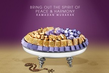 Ramadan 2012: Bringing out the Spirit of Peace & Harmony / Embrace the spirit of giving during Ramadan by offering your friends and family distinguished items from Patchi's Ramadan 2012 collection