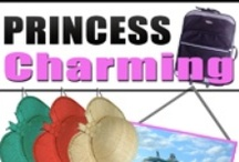 "Princess Charming / Three best friends take a Caribbean cruise together – only to learn that one of their ex-husbands has hired a hit man to kill one of them on the trip. And, yes, it's a comedy. ""A seamless read that blends romance, mystery and wit."" - People magazine"