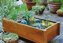 Small Spaces / Get ideas and tips for designing your small-space garden at: http://www.landscapingnetwork.com/landscaping-ideas/small-yard/design.html