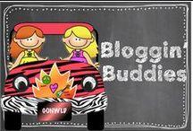 Bloggin' Buddies / by Hilary Lewis - Rockin' Teacher Materials