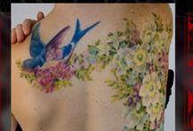 Tattoo Love / by Marie Asbury