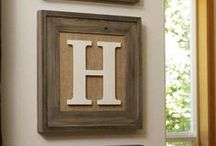 Crafts & Decor / by Krista Heath