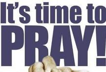 Power in Prayer / by Lisa Eads