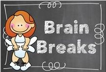Brain Breaks / by Hilary Lewis - Rockin' Teacher Materials