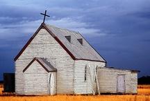 Churches / by Lisa Eads