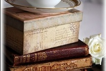 Beautiful books / by Carole Blake