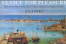 Books about Venice / Book about, or set in,  my favourite city
