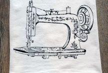 :: Sewing Machine ♥ ::