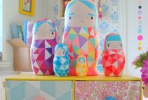 Pumpkin's Pad / Beautiful, Funky, Quirky and Fun Little Girl's (and Boy's!) Room Decor Inspiration