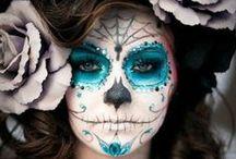 Halloween - día de muertos / by Nairim Brito