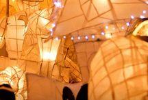 Lantern Festival / Beautiful lanterns for parades and festivals.