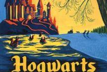 Hogwarts & All / Harry Potter Party ideas