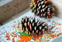 Autumn Kids / Making the most of the Autumn! Fall themed seasonal activities, crafts and play ideas for kids.