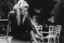 Fashion Icon | Brigitte Bardot / The best looks of fashion icon Brigitte Bardot.