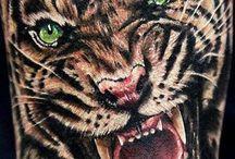 Animal Tattoos / by Samantha Kutter