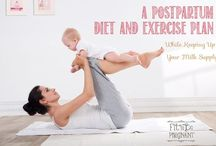 maternity leave / by Johnna Weber