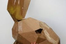 Boxing Clever / All sorts of things to make and do with boxes and cardboard!