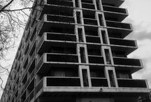 Brutalism / A collection of photos of Brutalist architecture