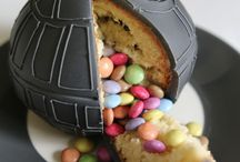 Star Wars Party / Ideas for the ultimate Star Wars themed party!