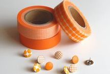 Wishy Washi / Things to do with Washi tape...