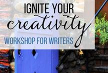 Writing / Writing • workshops • fiction & non-fiction • creativity