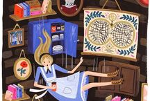 Alice, What's The Matter? / Lewis Carroll's Alice's Adventures in Wonderland celebrates the 150th anniversary of publication in 2015.  This board is all things Alice!