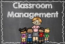 Classroom Management / Classroom management strategies and techniques that will bring calm and nurturing setting for the children and you / by Hilary Lewis - Rockin' Teacher Materials