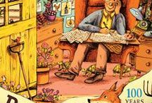 Roald Dahl-ings / Inspiration for Roald Dahl scarecrows, costumes and parties!