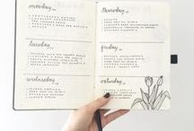 Bullet Journal | Ideas