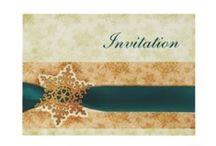 Winter Wedding invitations / Lovely Winter wedding invitations, Winter save the date, Winter stationery, #Winter #Winterweddings #weddings #invitations #savethedate