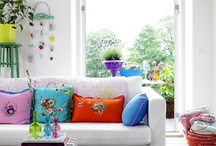 For the Home / I love my home, and I love finding inspiration, ideas and beauty from around the globe to fill my home with