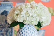 Delightful Decor / Styling, vignettes and accessories for the home / by Elizabeth