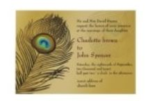 Peacock Wedding Invites / Lovely Peacock  wedding invitations , save the date, Peacock  stationery, #Peacock #Peacock wedding #weddings #invitations #savethedate