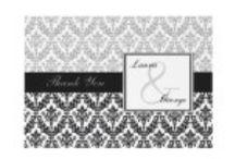 Black and White wedding invitations / Lovely Black and White wedding invitations,Black and White save the date, Black and White stationery, #Black #weddings #invitations #savethedate