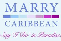 MarryCaribbean / MarryCaribbean: Your Guide to Romance in Paradise - the best single source for couples planning to get married or honeymoon in the Caribbean.