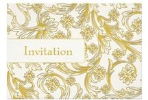 yellow wedding Invitation set / Lovely yellow wedding invitations, yellow save the date, yellow stationery, #yellowk #yellowwedding #weddings #invitations #savethedate