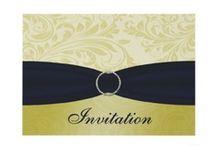Navy Blue Wedding Invitation Sets / Lovely Navy Blue wedding invitations,Navy Blue save the date, Navy Blue stationery, #Navy #Blue #NavyBluewedding #weddings #invitations #savethedate