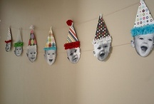 Kids party / by Eva