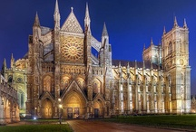 Churches And Cathedrals / by Bonnie DeCoste Mumley
