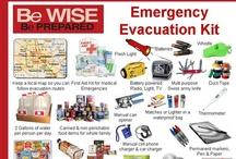 Emergancy preparedness / by Sabrina Ruiz