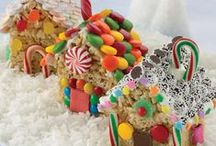 DIY: Christmas/Winter / by Megan Hardman🎭