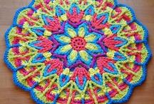 Old Crochet Board / by Diane Sherman