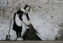 Banksy / street-art