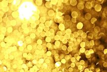 Every shade of gold
